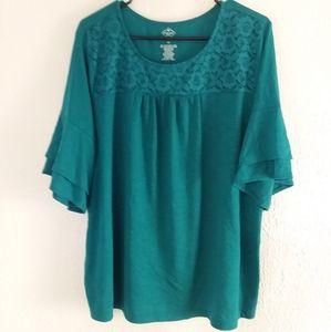 Tops - 4/$25 St.John's Bay blouse